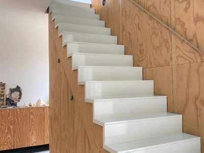 stairs ground floor