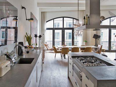 kitchen en dining